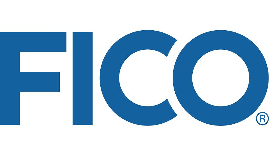 Fair Isaac Corporation logo.