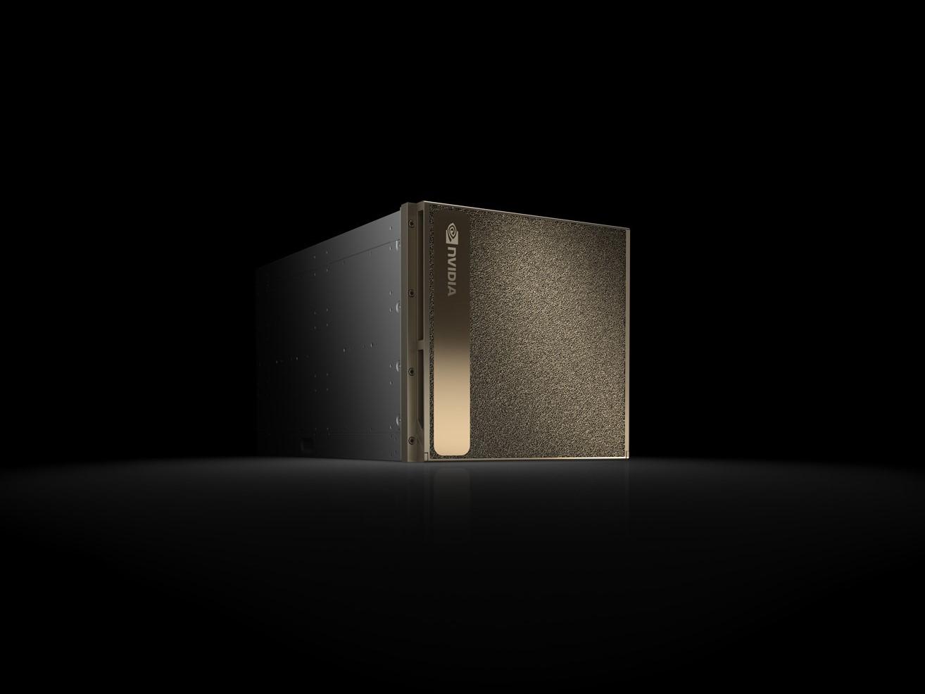 """NVIDIA's DGX-2 """"AI Supercomputer-in-a-Box."""""""