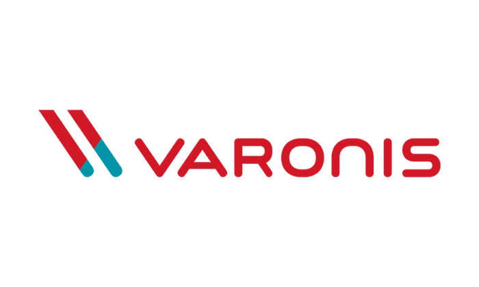 The Varonis logo.