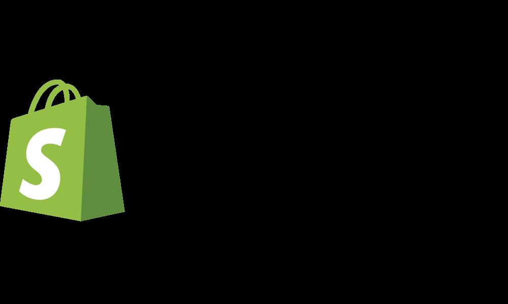The Shopify logo.