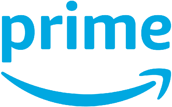 The Amazon Prime logo.