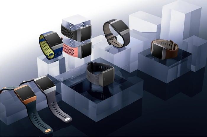 Fitbit's Ionic.
