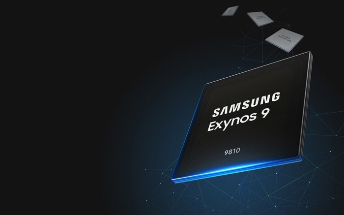 Samsung's Exynos 9 SoC.
