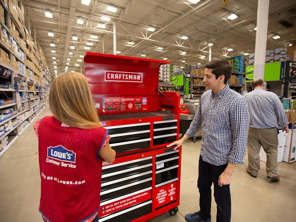 Retail-Home Improvement-Lowes Craftsman Tools-LOW-SWK