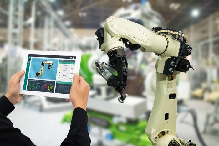 3 Under-the-Radar Robotics Stocks -- The Motley Fool
