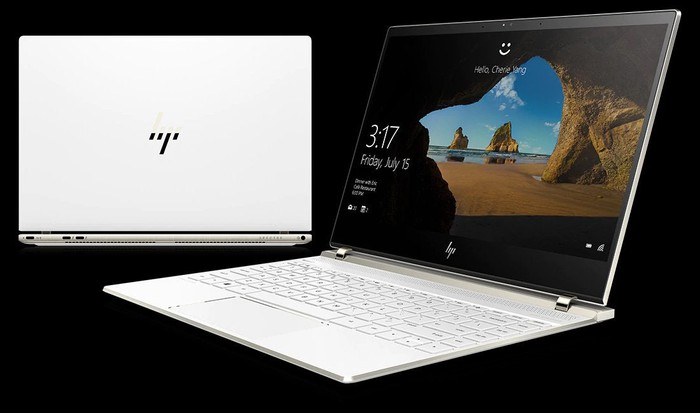 HP's Spectre Laptop.