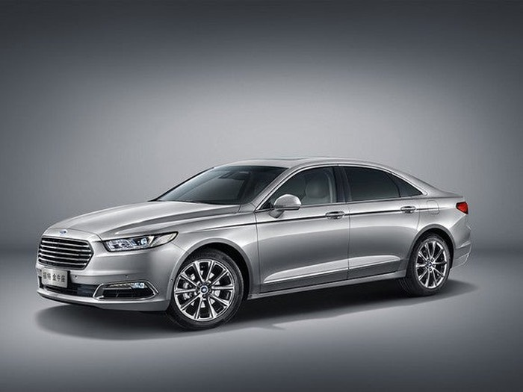 A grey sedan.