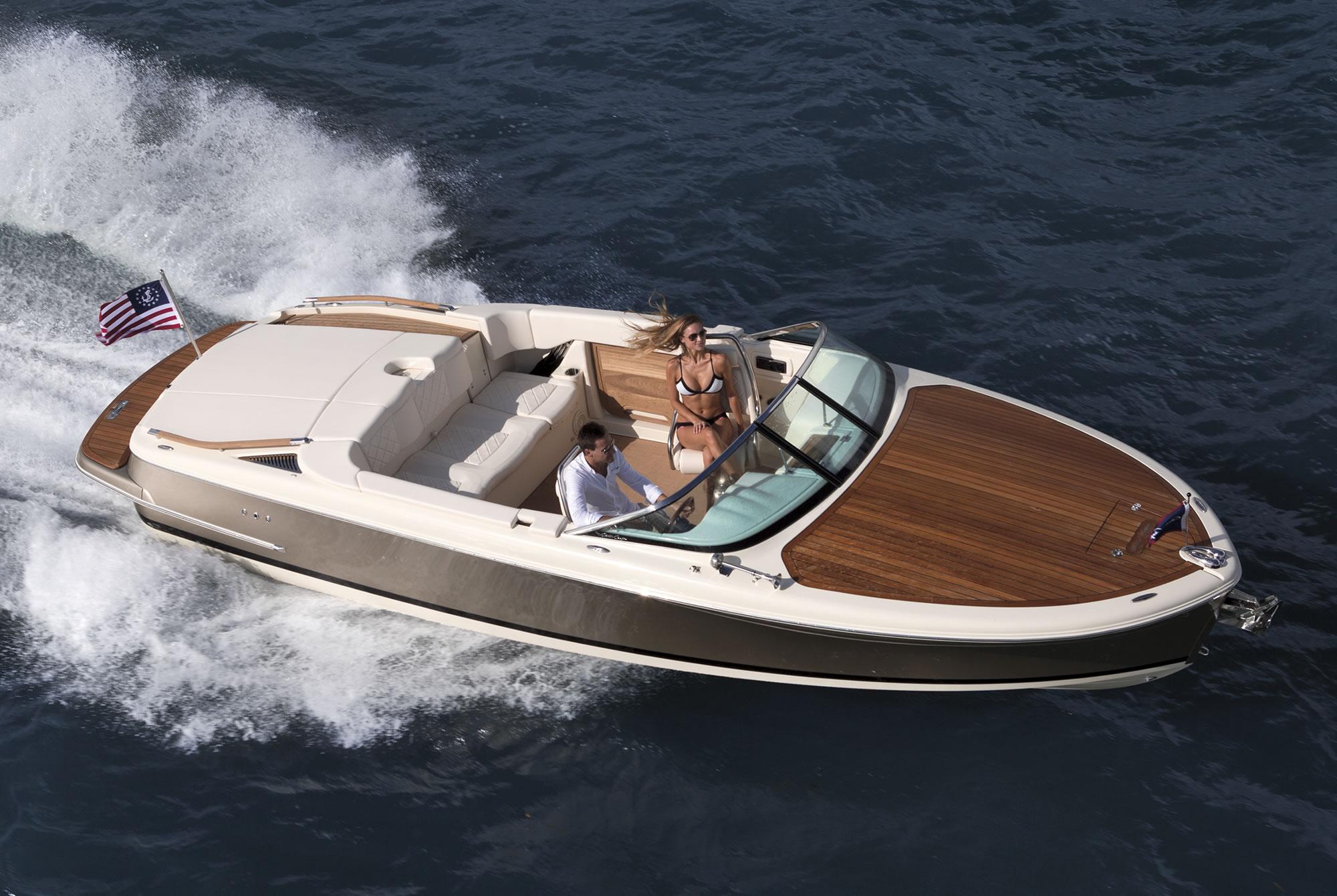 Chris-Craft Capri 25 powerboat
