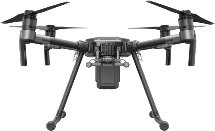 Axon's Matrice drone from DJI.