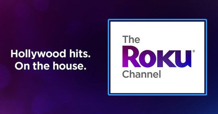 The Roku Channel advertisement