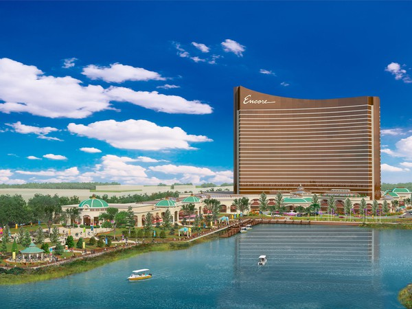 Wynn Encore Boston Harbor