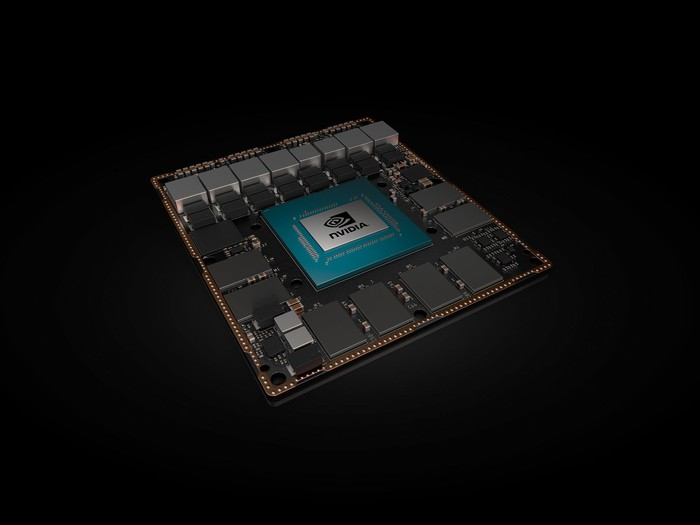 NVIDIA's Xavier automotive platform.