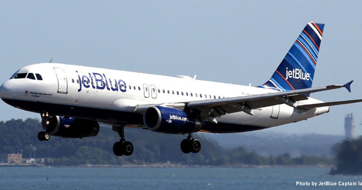 JetBlue Could Make It Hard for the JetBlue Founder's New