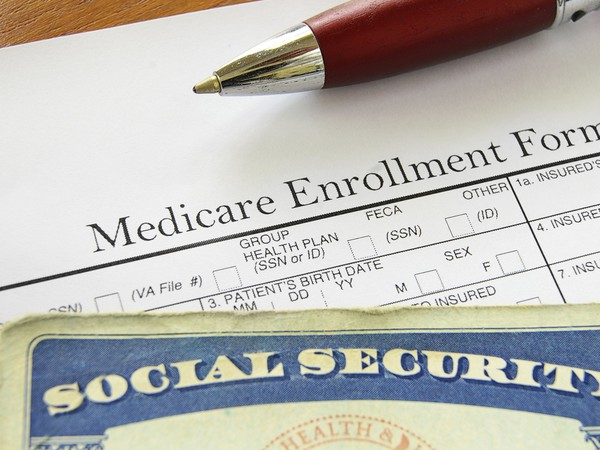 Social Security and Medicare application