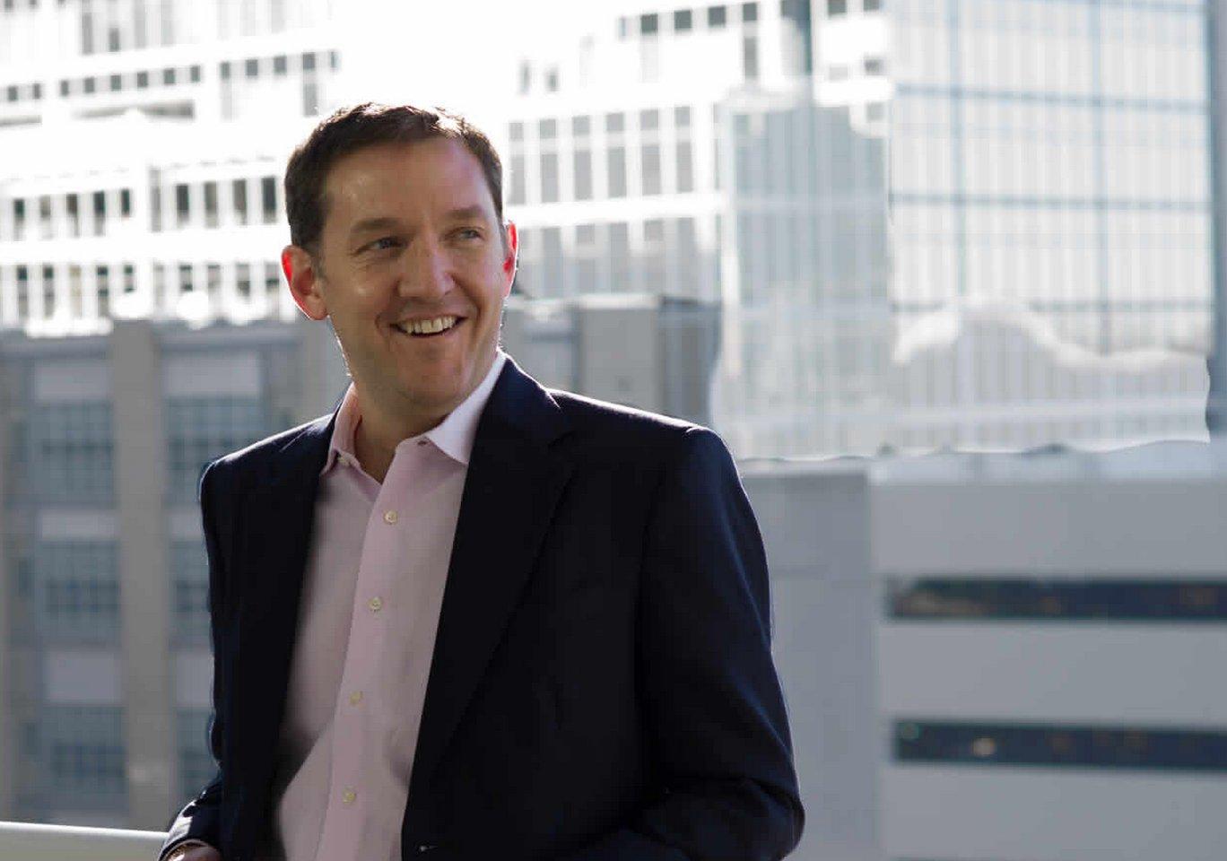 RHT CEO Jim Whitehurst 2015