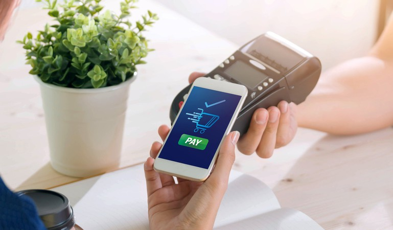 Mobile payments point of sale retail