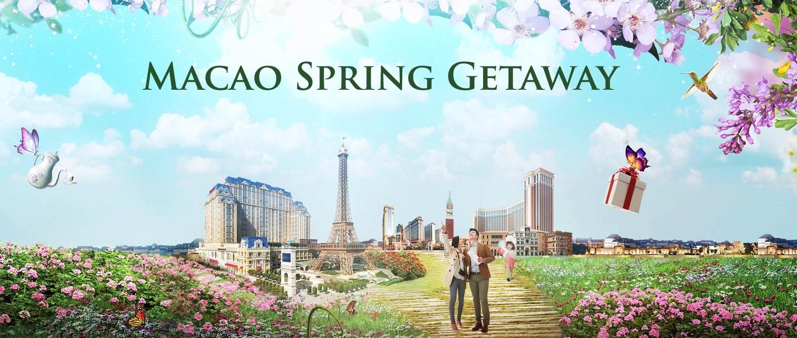 A promo for Sands' Macau casinos.