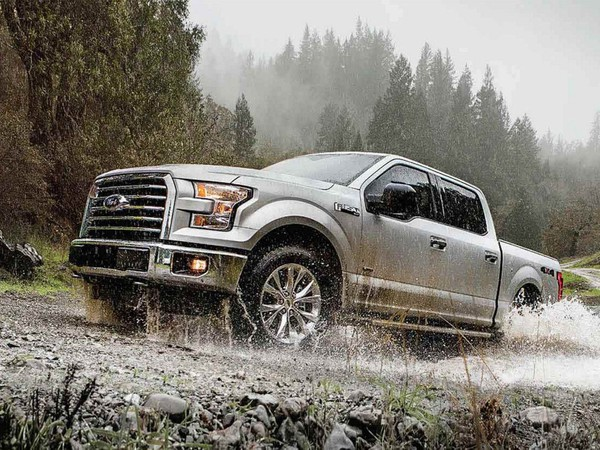 ford f f-150 pickup truck source-ford