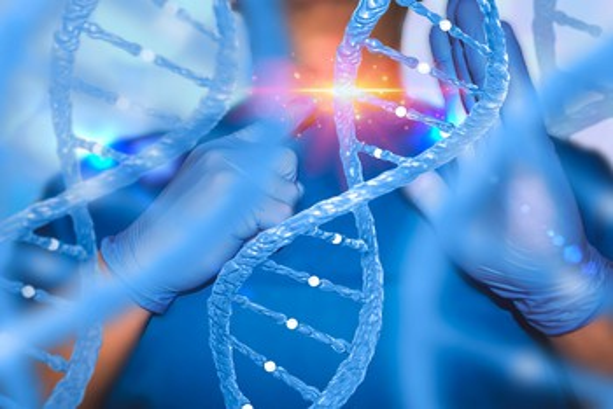 DNA - gene editing