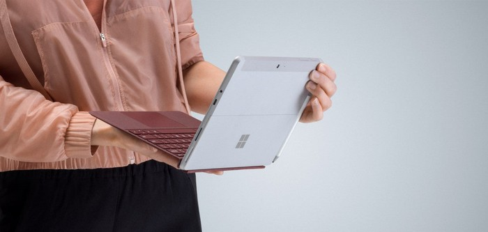 Microsoft's Surface Go Tablet Is a Strange Product | The