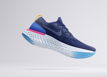 Nike React running shoe