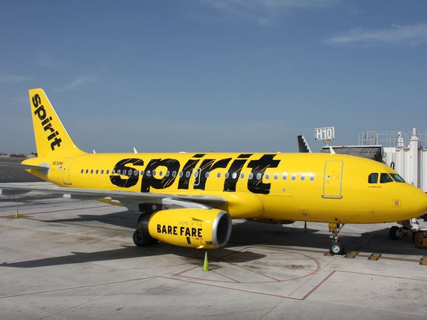 Airline-Spirit Airlines Airbus A319-SAVE