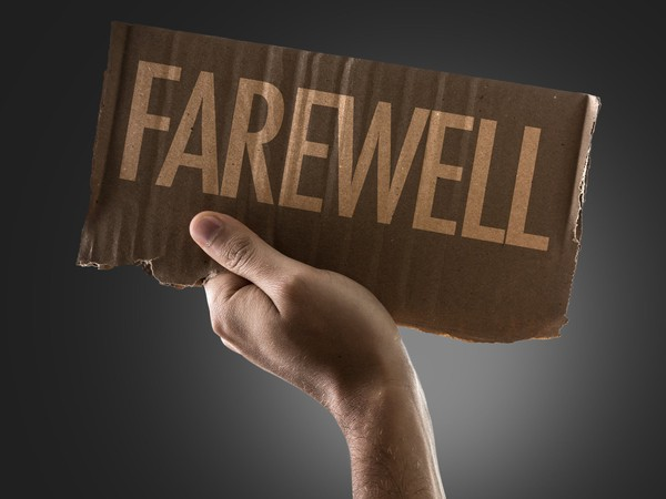 Dow Farewell Kicked Out Goodbye SP500 Invest Removed Getty