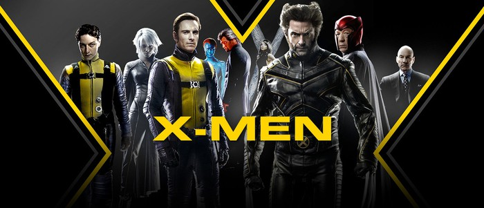 A publicity still of the X-Men