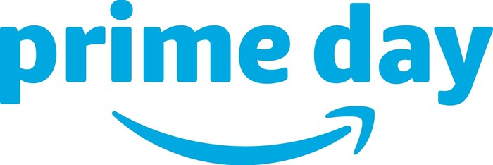 Amazon's Prime Day logo.