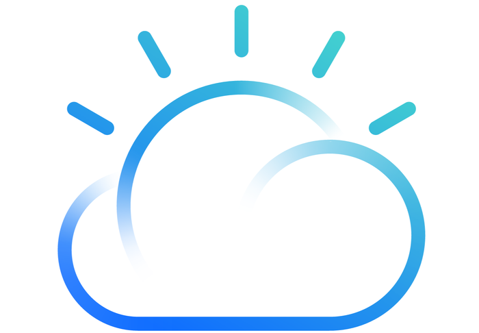 The IBM Cloud logo.