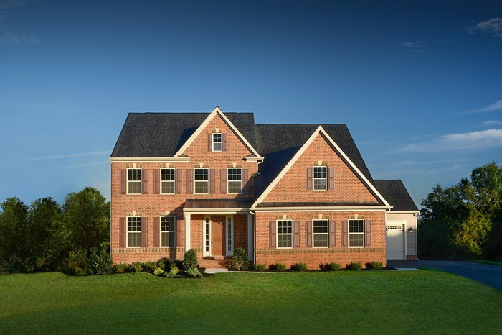 New home model