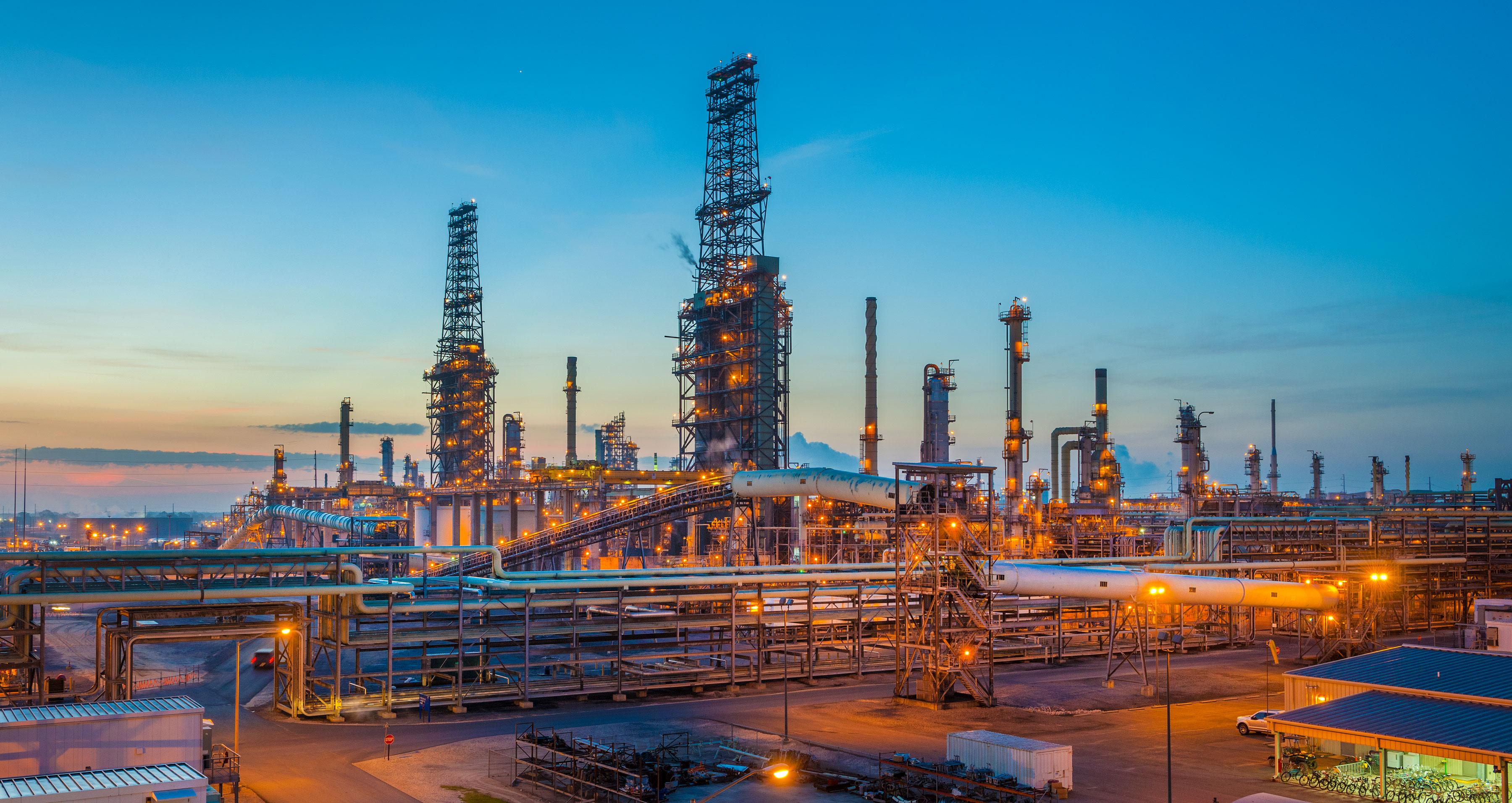 Marathon's Garryville refinery