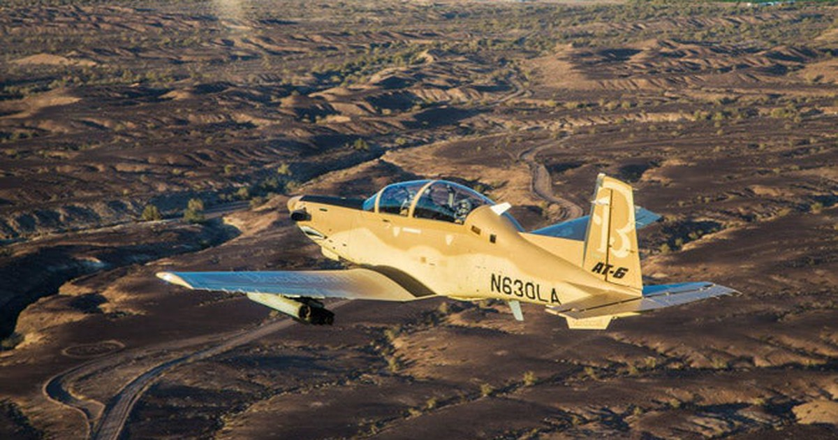 Textron's Wolverine Attack Aircraft Lives to Fight Another Day