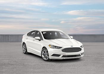 Industrials-Autos-2018 Ford Fusion-F
