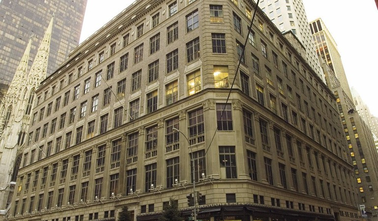 Retail-Department Stores-Saks Fifth Avenue Flagship-HBC