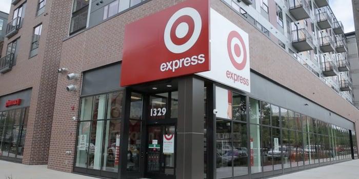 Target Express Store in Minneapolis.