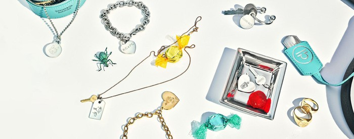 Tiffany & Co. products.