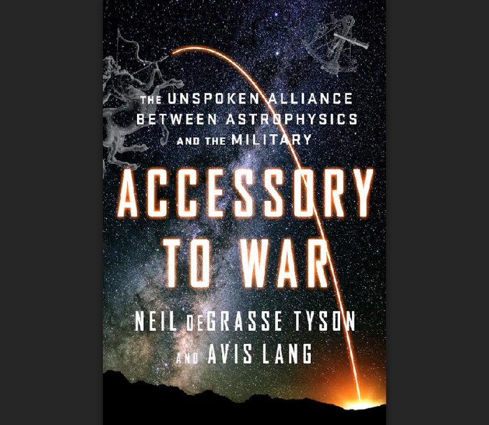 Accessory to War book jacket