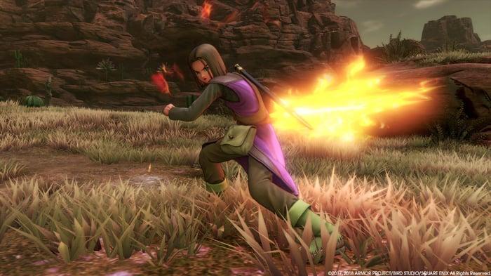 Square Enix's Dragon Quest XI.