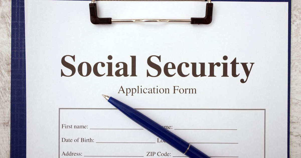 How to Apply for Social Security: A Step-by-Step Guide | The ... Social Security Medicare Application Form on canadian passport renewal application form, social security income tax form, social security benefit application,