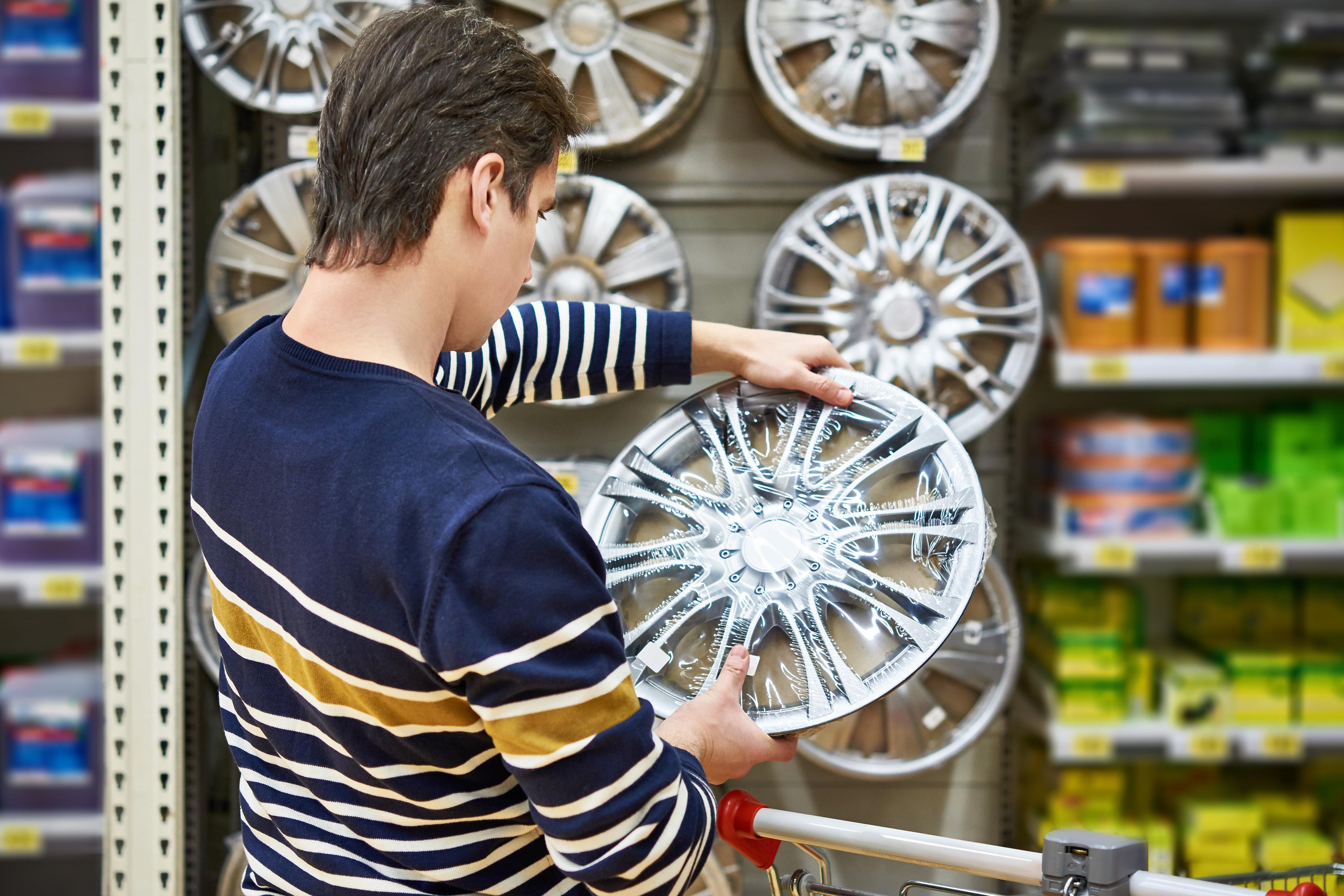 auto part shopping