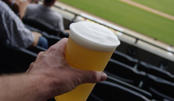 beer sports getty