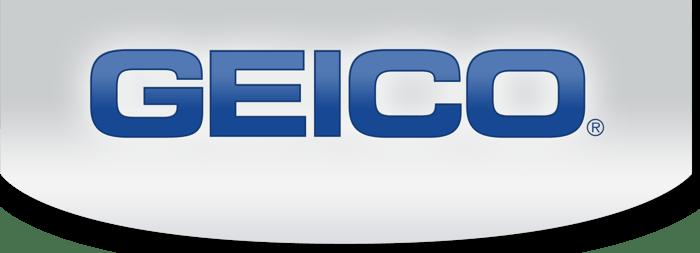 Logo for GEICO.
