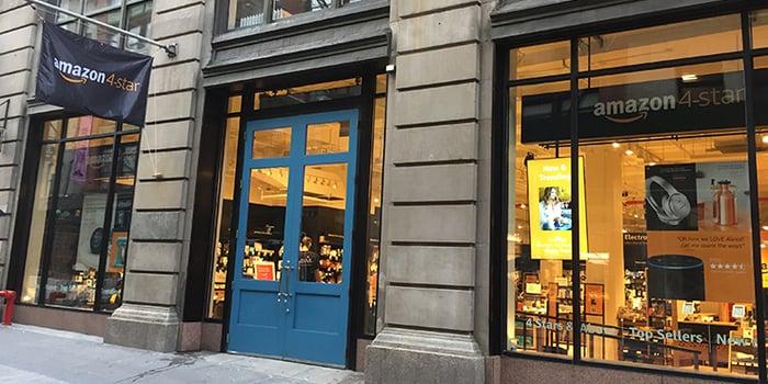 Amazon 4-star storefront