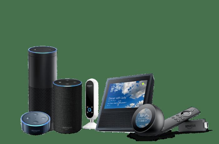 Amazon Alexa-enabled devices