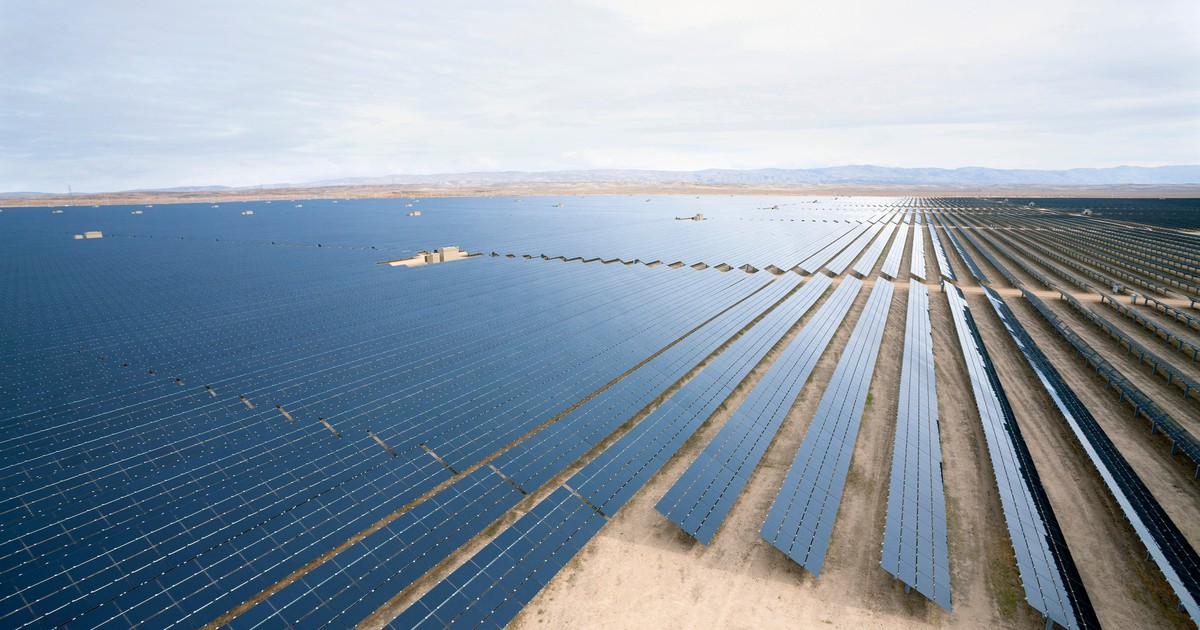 Solar Energy Could Grow 6,500% by 2050