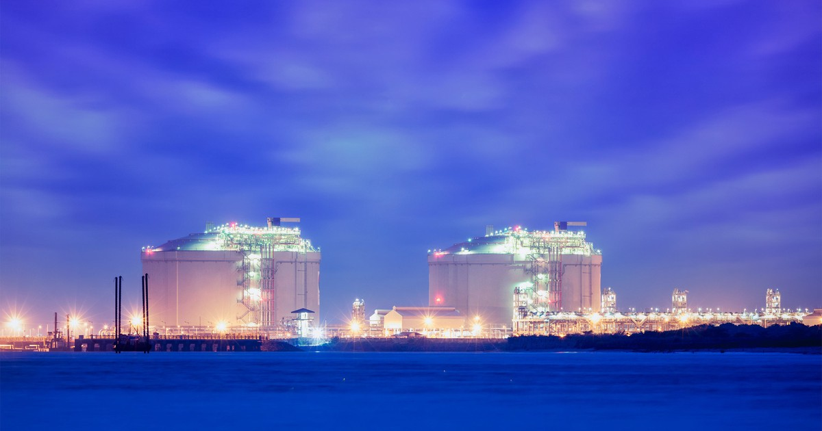 Canada's $31 Billion LNG Project Gets the Green Light