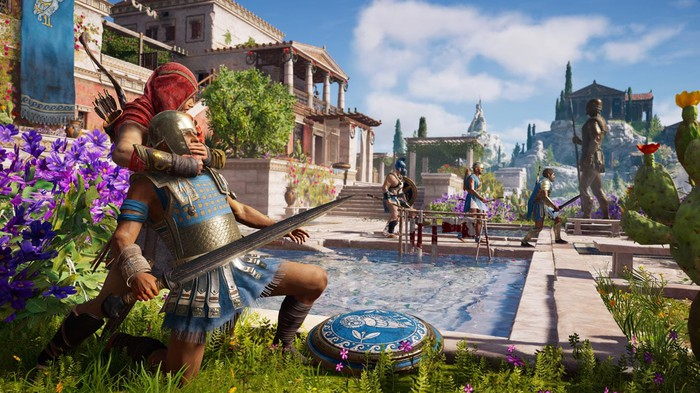Assassin's Creed Odyssey.