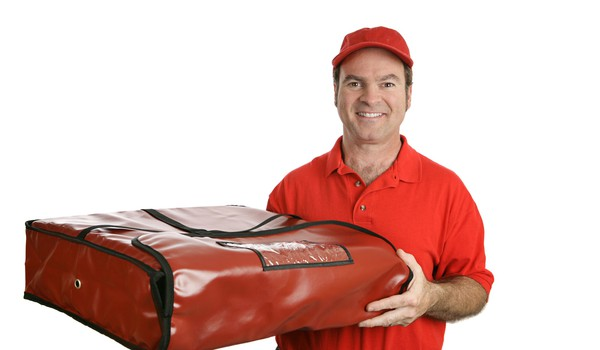 pizza delivery thermal bag getty
