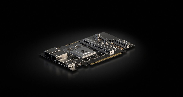 NVIDIA's Clara AGX platform.